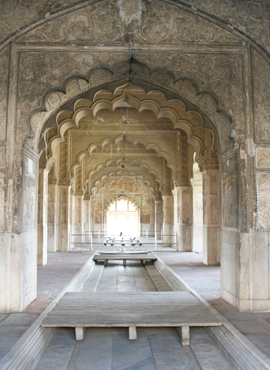 A walk inside the Red Fort